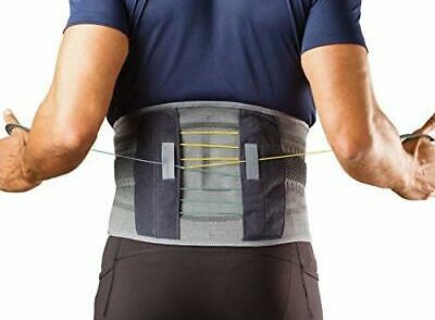 Using a Back Brace for Lower Back Pain Relief