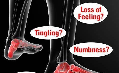 Numbness in the Leg